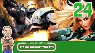 Neocron Gameplay Part 24 - NEXT Epic Quest 5.2 - Let