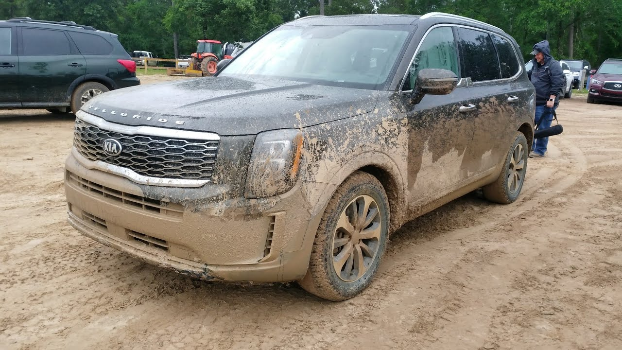 off-road 2020 kia telluride sx awd v6