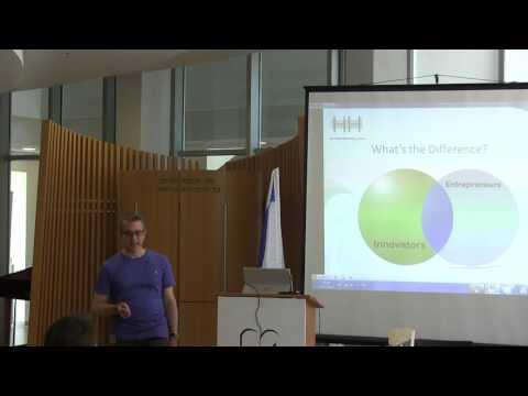 Rabbi Hayim Herring, Ph.D.: Innovation and Entrepreneurship