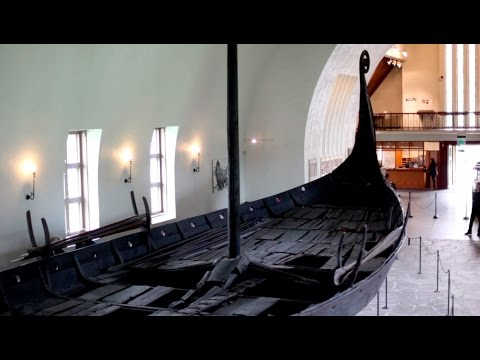 World's best preserved Viking ships - the Viking Ship Museum in Oslo