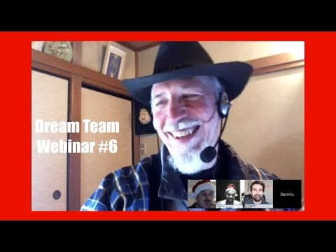 MPCA Dream Team Webinar #6 Be Bitcoin Benevolent with Dennis