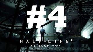 Half-Life 2 Episode Two Chapter 4 - Riding Shotgun Walkthrough - No Commentary/No Talking