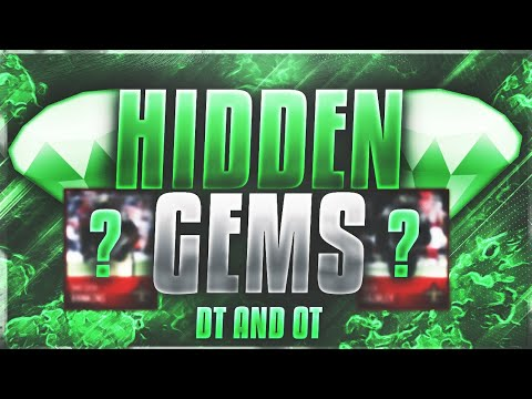 THESE CARDS ARE TOO OVERPOWERED!! NEW GLITCH/BUDGET PLAYERS! Madden Mobile 18 Hidden Gems Episode 2