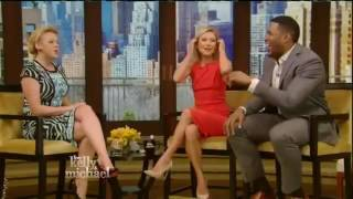 Jodie Sweetin interview Live! With Kelly and Michael 02.25.2016