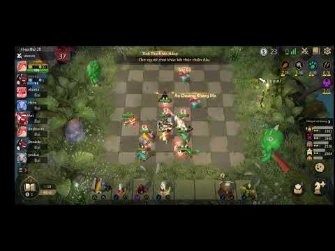[ZChannel] Chơi thử Auto Chess VN - Mobile gaming Part 2