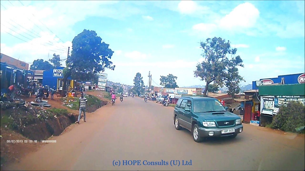 Download Kampala drive - Kinawataka road potholes on first Sunday of 2020