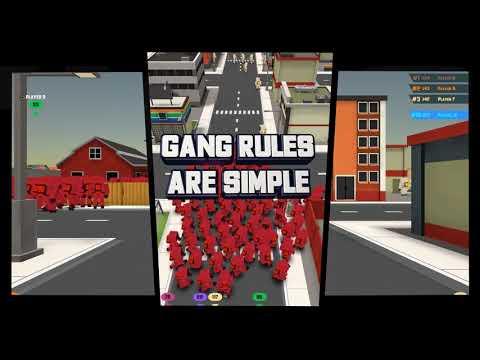 City Gangs: San Andreas 1