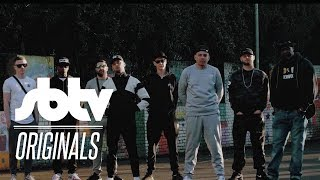 Grima X Azza Ft. $pyda | Champion Sound (Prod. Nu Elementz) [Music Video]: SBTV
