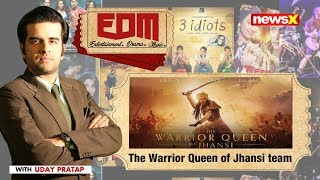 The Warrior Queen of Jhansi: Devika Bhise and Swati Bhise interview | EDM | NewsX