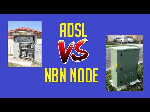 NBN Vs Adsl2+