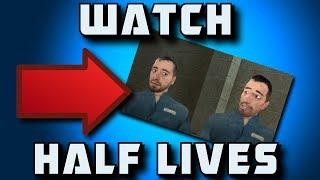 Watch HALF LIVES (New Show On Machinima Happy Hour)