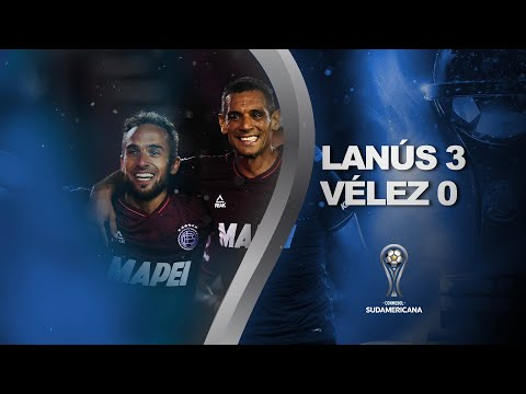 Lanus Velez Sarsfield Goals And Highlights