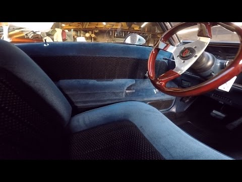 How You Can Make 1984 El Camino Doors Panel Interior Youtube