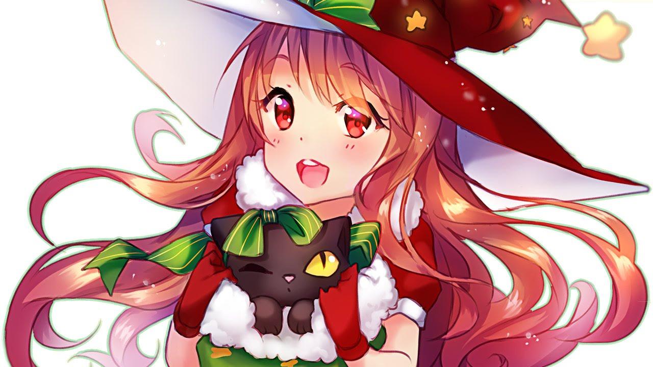 Speedpaint Melody Of Christmas Hyan Timelapse 16