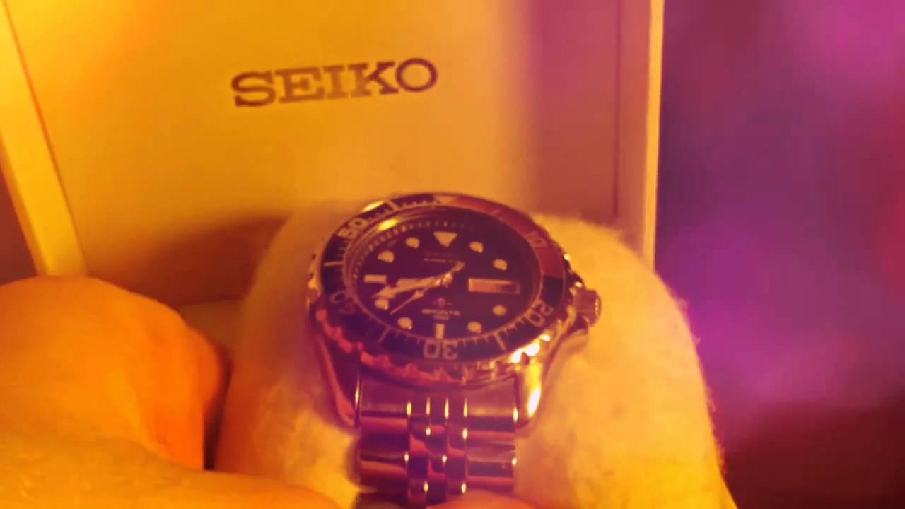 f903aba704ff VINTAGE SEIKO KINETIC SPORTS 150M PEPSI DIVER 5M23 6B50 WATCH - YouTube