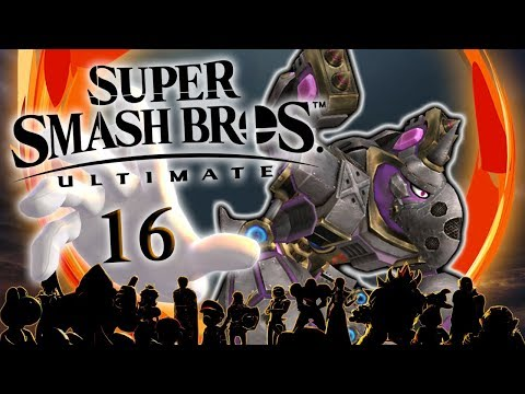 Schlacht in Galleoms Basis 👊 SUPER SMASH BROS. ULTIMATE #16 thumbnail