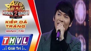 THVL | Ca sĩ giấu mặt 2016 - Tập 16 | Bán kết 2: Kiếp dã tràng - Minh Trí | Đội Phan Đinh Tùng
