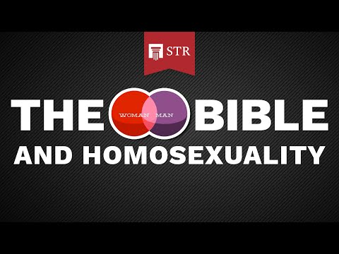 The Bible and Homosexuality