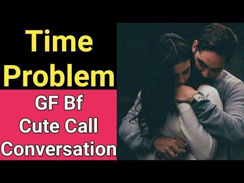 Cute Call Conversation