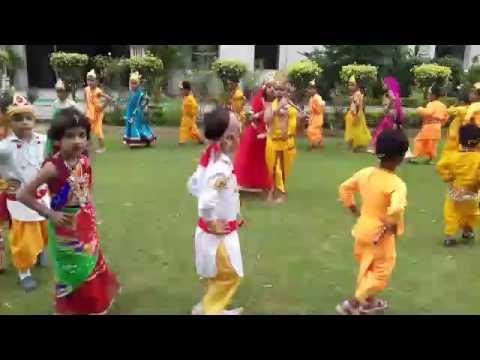 Janmashtmi kids dance