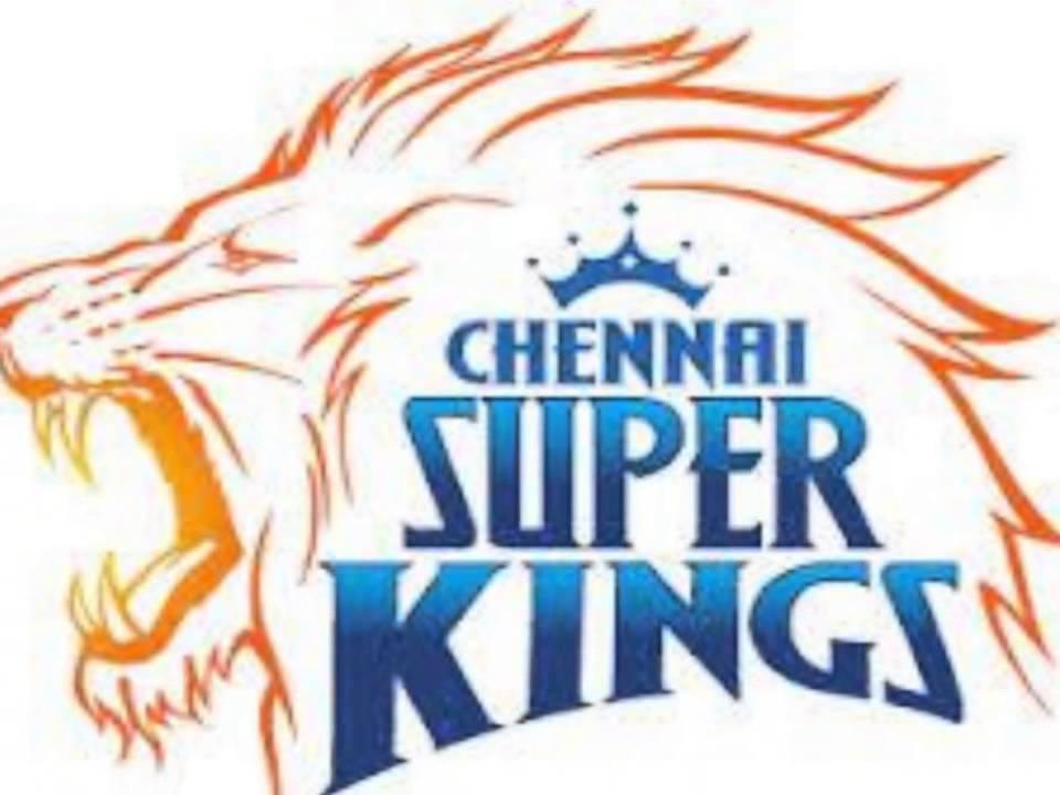 Chennai Super Kings Logo Design