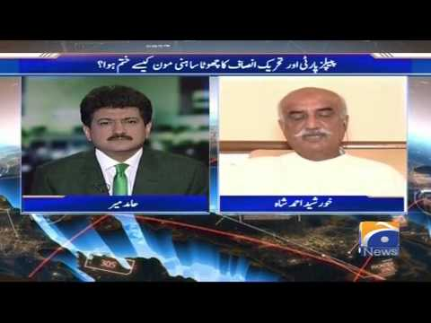 Capital Talk - 19 June 2017 - Geo News