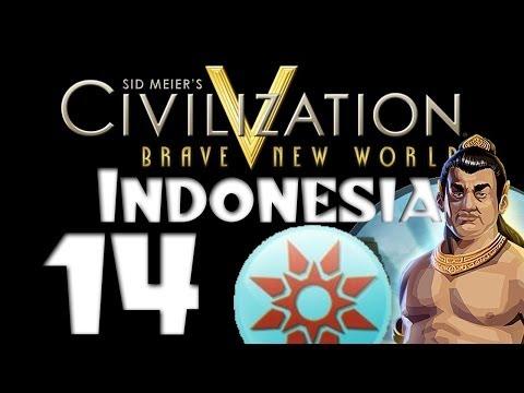 Civilization 5: Indonesia / Archipelago - #14