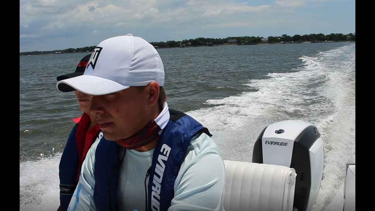 Evinrude E TEC G2 115 HO Outboard Test