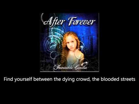 After Forever - Through Square Eyes (Lyrics)