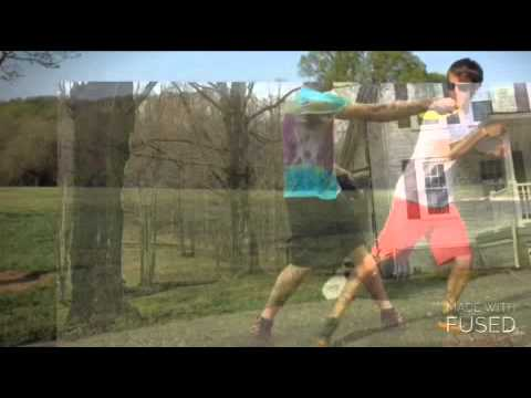 Will S. & CD Disc Golf Standstill Driving Form Comparison - YouTube