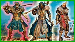 Assassins Creed Вальгалла - Всё оружие в игре