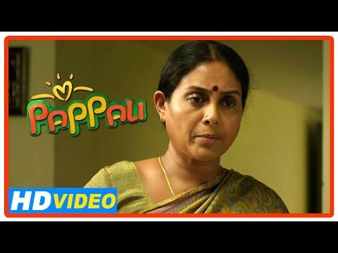 Pappali Tamil Movie | Scenes | Saranya reveals Aadukalam Naren's past | Mirchi Senthil | Ishara