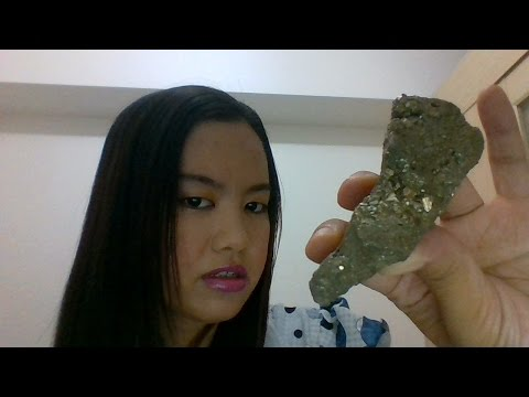 Pyrite - a stone of protection and good luck