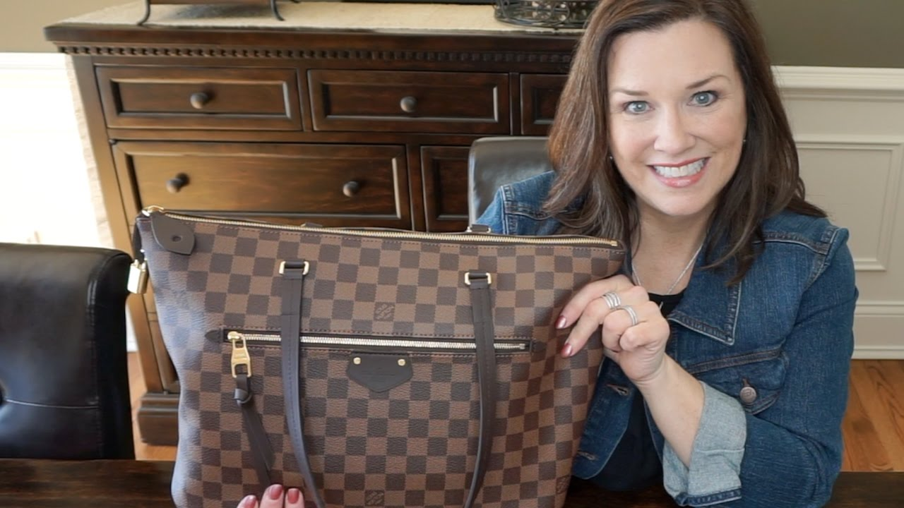 7f1c4311347 Iéna MM Comparison to Neverfull MM and Speedy 30 - YouTube