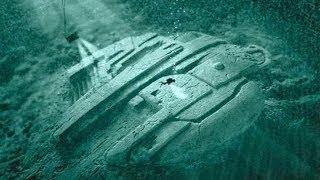 Наукового пояснення загадкового відкриття не вдалося знайти.Підводні цивілізації планети.Ве