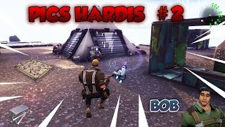 GUIDE BASE PICS HARDIS - 2 - FORTNITE SAUVER THE WORLD