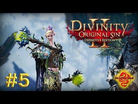 Divinity Original Sin 2 Definitive Edition Волшебница Часть 5