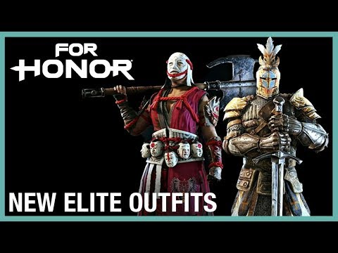 For Honor: New Elite Outfits | Weekly Content Update: 03/05/2020 | Ubisoft [NA]