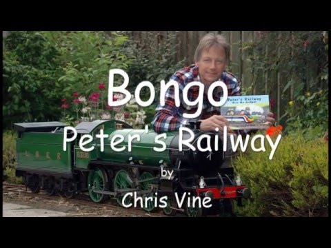 Peter's Railway Children's Railway books - short clip collection v9