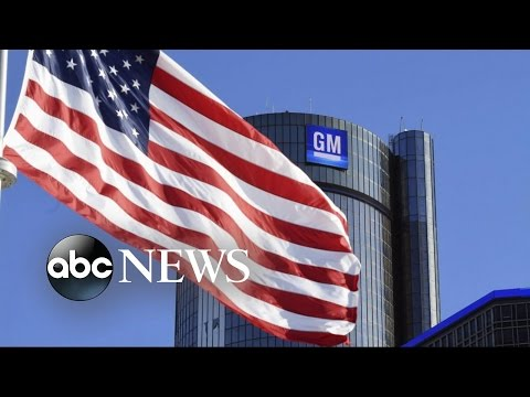 Trump Takes Credit for General Motors' Announcement to Invest a Billion Dollars in US Factories