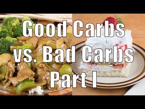 Good Carbs vs. Bad Carbs Part I (700 Calorie Meals) DiTuro Productions