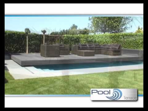 Pool terrace home youtube - Zwembad terras outs ...
