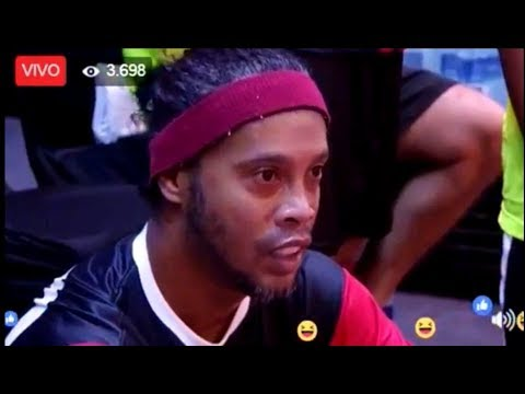 Ronaldinho vs Bengaluru Royals (Paul Scholes) ● Premier Futsal 20.09.2017