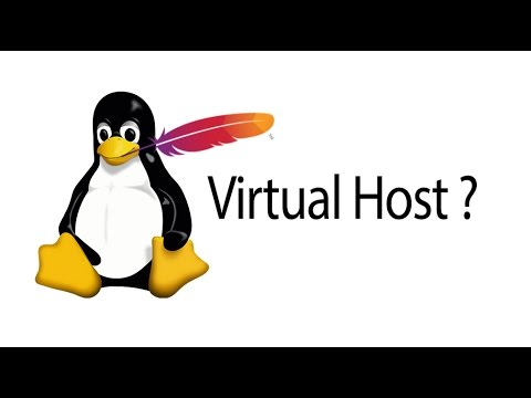 Create a virtual host on apache [linux]
