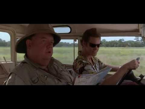 Ace Ventura: When Nature Calls: Like a glove.