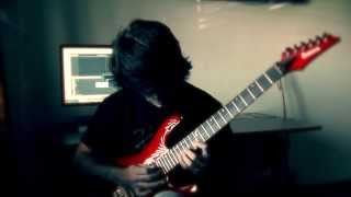 Born of Osiris - Dissimulation (solo cover by Diogo Barbosa)