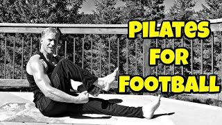Football Conditioning Pilates Workout (2 of 2) Sean Vigue Fitness