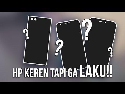 5 SMARTPHONE FLAGSHIP BARU YANG GAGAL LAKU DI PASARAN - 동영상