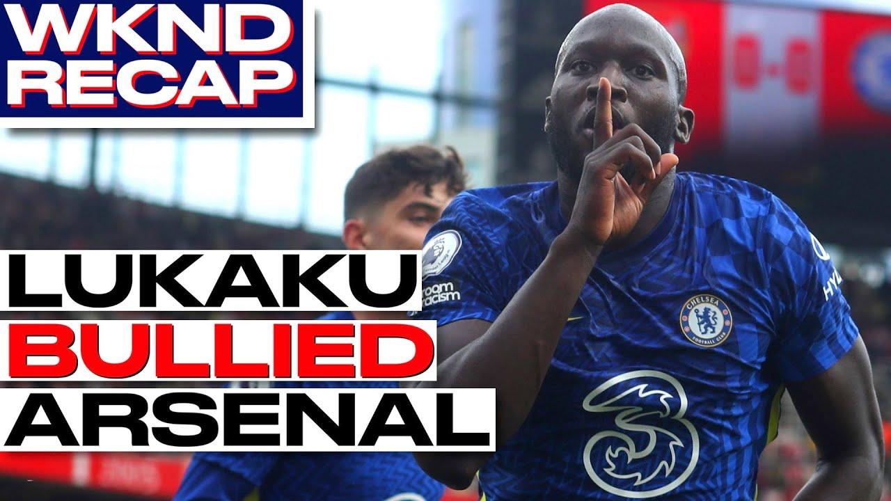 Chelsea and Lukaku too good for Arsenal, Ronaldo drama at ...