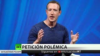 Zuckerberg desata la polémica al pedir que sean los Gobiernos los que regulen el contenido en la Red